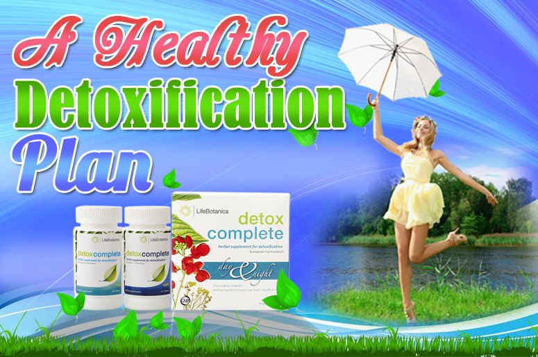 A Healthy Detoxification Plan
